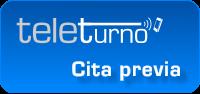 Cita previa para Teleturno